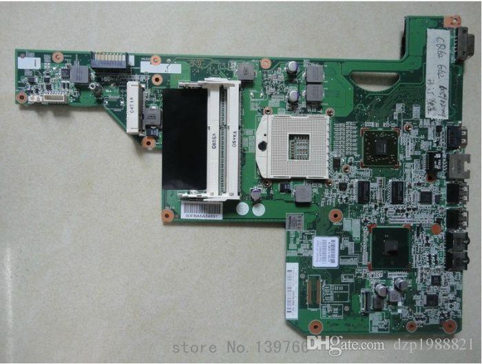 Scheda madre 605902-001 scheda madre laptop HP G62 G72 con chipset Intel DDR3 HM55 DSC HD CR 5470 / 512M