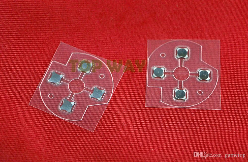 Высокое качество для XBOX ONE Xboxone контроллер D колодки D-Pad металлического купола оснастка кнопка доски PCB проводящей пленка