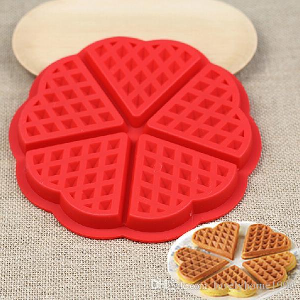 Muffin al silicone muffin muffa torta al cioccolato pan bakeware utensili da cucina cottura