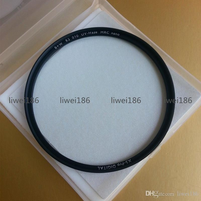 82mm B+W UV Filter XS-PRO MRC Nano Ultraviolet Haze Protective Multi-Resistant Coating MRC 010M MC-UV Optical glass For Camera Lens