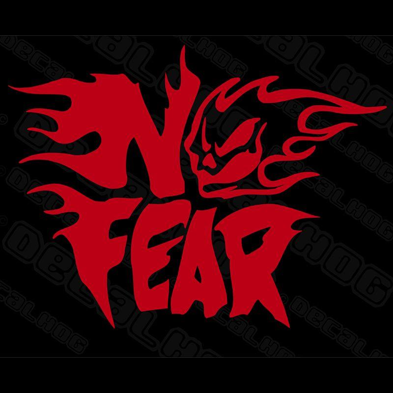 3c2d75bee92 No Fear Flaming Skull Logo JDM Car Truck Window Laptop Vinyl Decal Sticker  Car Sticker Vinyl Sticker Car Styling Online with  4.0 Piece on Xymy787 s  Store ...