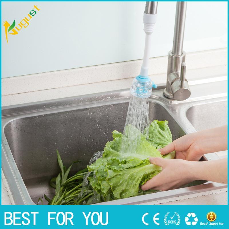 RL Rotary valvola acqua antispruzzo rubinetto acqua filtrazione bocca valvola economizzatore cucina bagno doccia rubinetto dispositivo di risparmio idrico