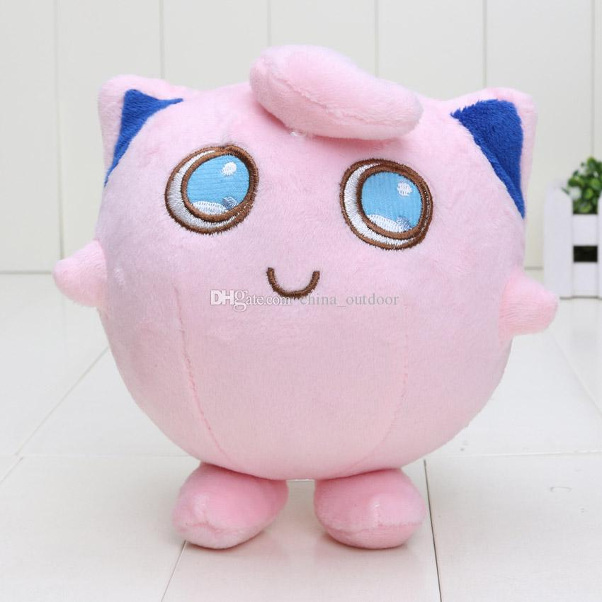 2019 15cm Pikachu Plush Toys Jigglypuff Soft Plush Doll Stuffed Toy Kids  Toys From China outdoor c2bee754e2c5