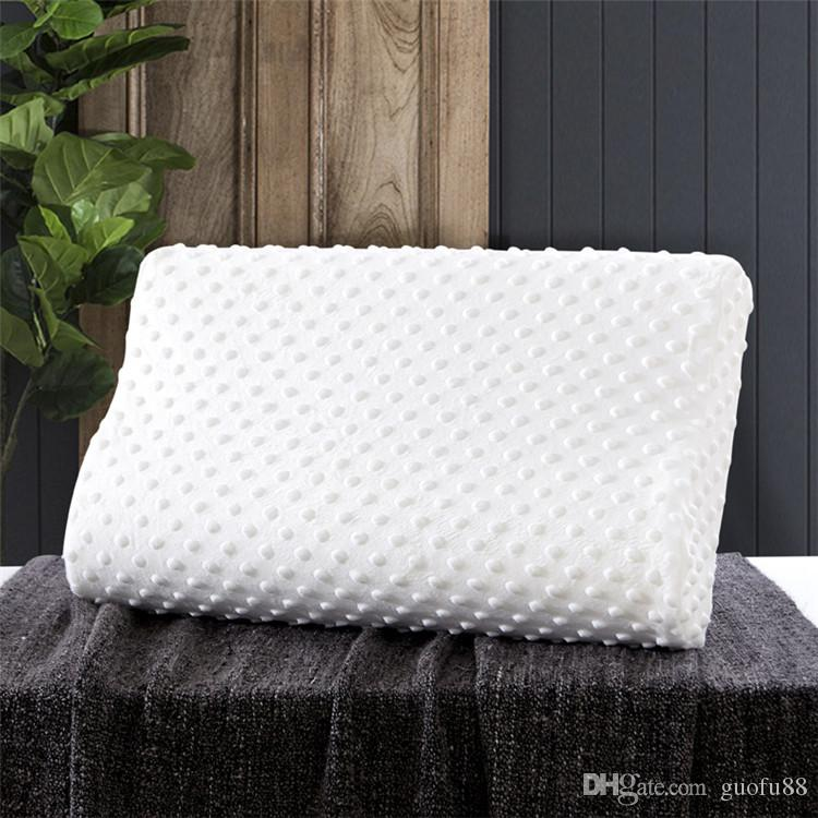 Soft Memory Foam Pillow Slow Rebound Memory Foam Space Pillow For