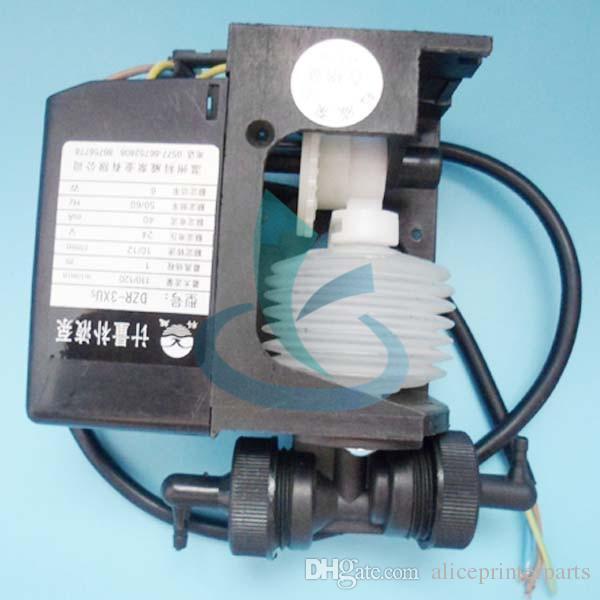 Eco solvent printer Myjet Konica / SJ3204PT Spectra Polaris ink pump 24V liquid supply pump