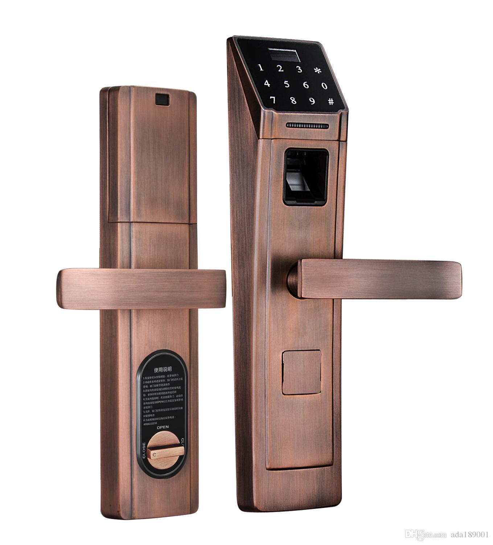 home security door locks. electronic door lock home fingerprint security doors combination locks intelligent are wang lisuo system monitors