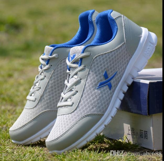 Männer Casual Schuhe neuen Mens flacher Schuh Frühlings-Breath Sapatillas für Männer Sneaker Suede Shoes Tenis