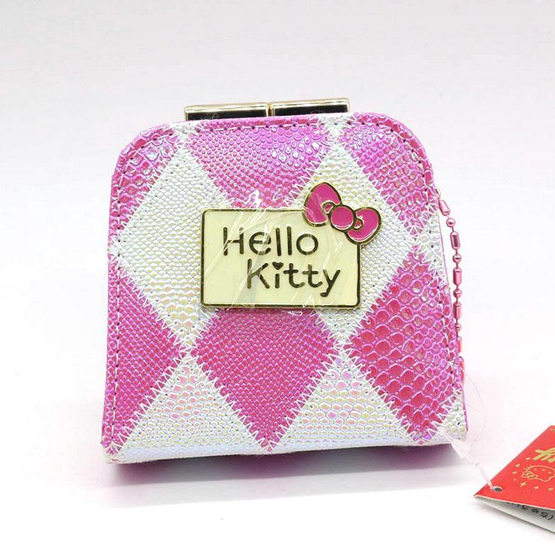 9aaf8f447456 Wholesale Hello Kitty Children Coin Purse Fashion Cartoon Cute Cat Change  Purse Pink Hasp Women Wallet A Gift For A Child Purse Organizer Wholesale  Handbags ...