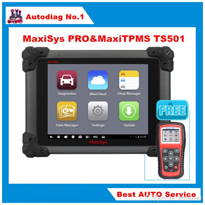 Großhandel Autel Ms908p Maxisys Pro Wifi System Geschenk Maxitpms ...