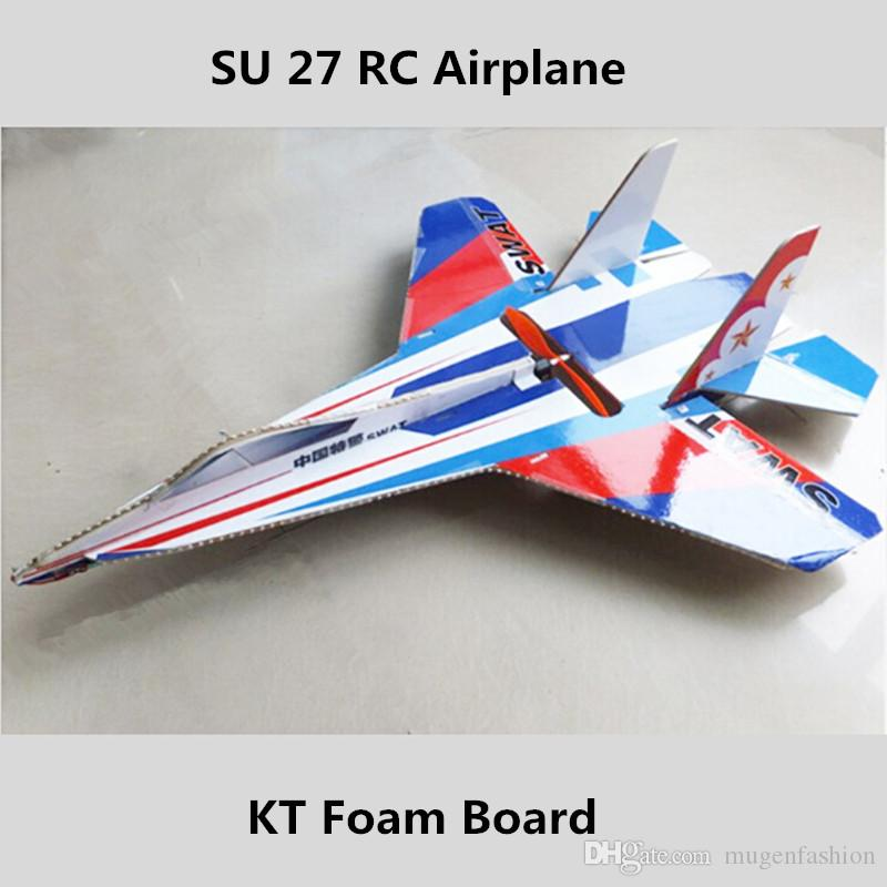 Brand new brushless motor rc planes su 27 models radio for Model aircraft electric motors