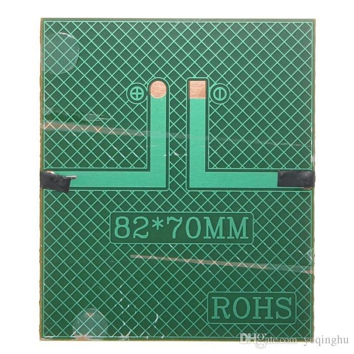 뜨거운 판매! 2V 0.6W 미니 태양 전지 다결정 에폭시 태양 전지 패널 DIY 태양 광 모듈 교육 키트 / 많은 무료 배송