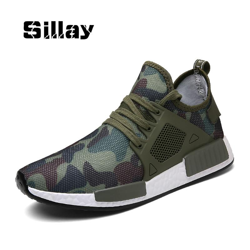 Camo Army High Top Womens Leisure Canvas Strappy Sneakers Military Fashion Shoes