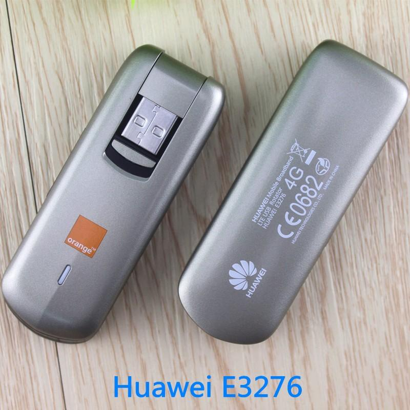 Wholesale- Unlock Huawei E3276s-151 4G LTE 3G GSM SIM Card Modem USB Dongle