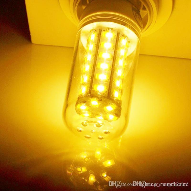 Cool Edison Vintage Chaud Ac110v B22 E27 Blanc Rétro E14 Led De Ampoules Ampoule Lampe Gu10 240v Maïs 9IHWYD2E