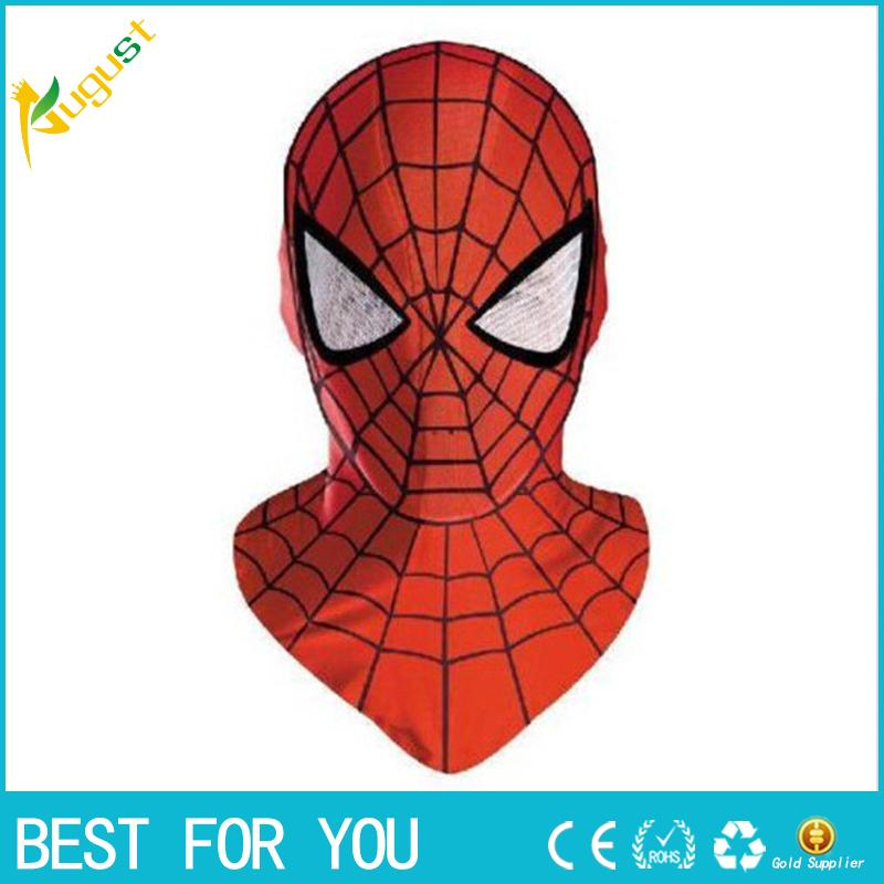 Kids Teenage Adults Spider-man Spider-Girl Cape/&Mask Superhero Costume Accessory