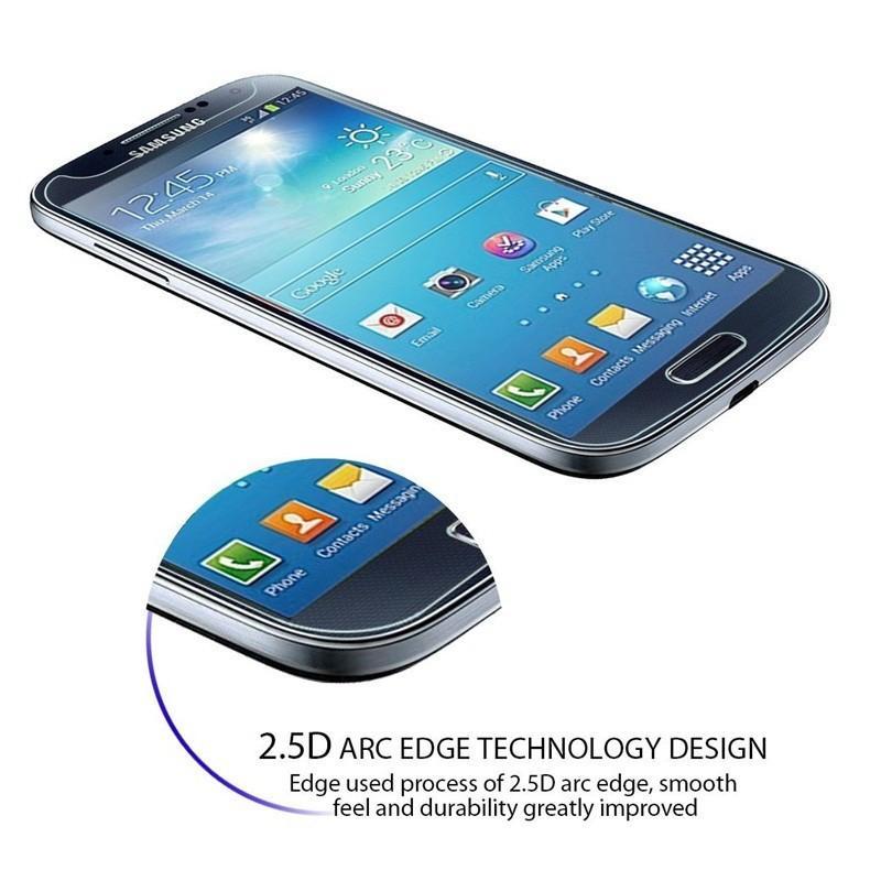 Temperli Cam Ekran Koruyucu Samsung Galaxy J1 J3 J5 J7 Için 2016 Premium Koruyucu Cam Filmi Ile Paket