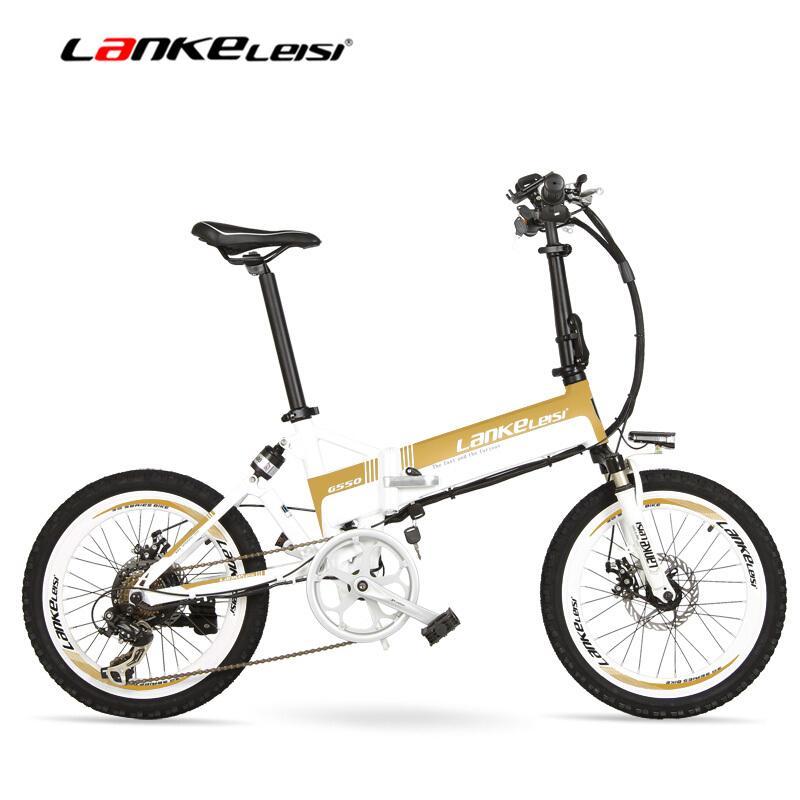 2018 G550 High Quality 20 Inches Folding Electric Bike, 36v 13.8ah ...