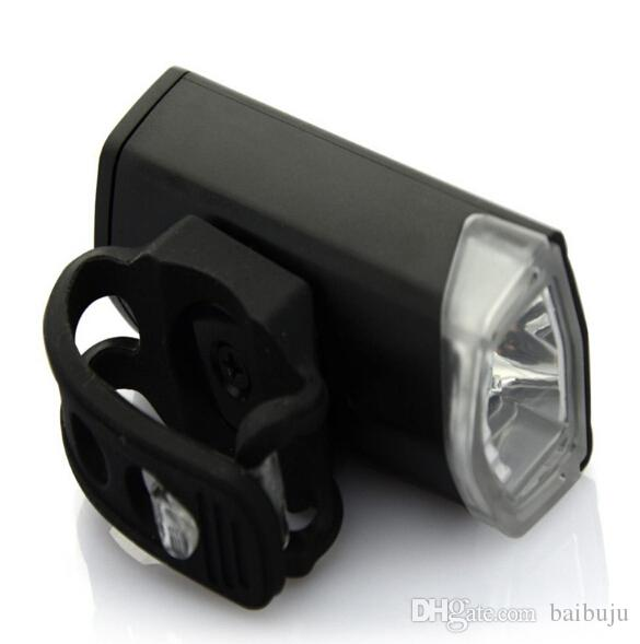 300 Lumens USB Rechargeable 3 Modes Mountain Road Bike LED Front Light Headlight Lamp