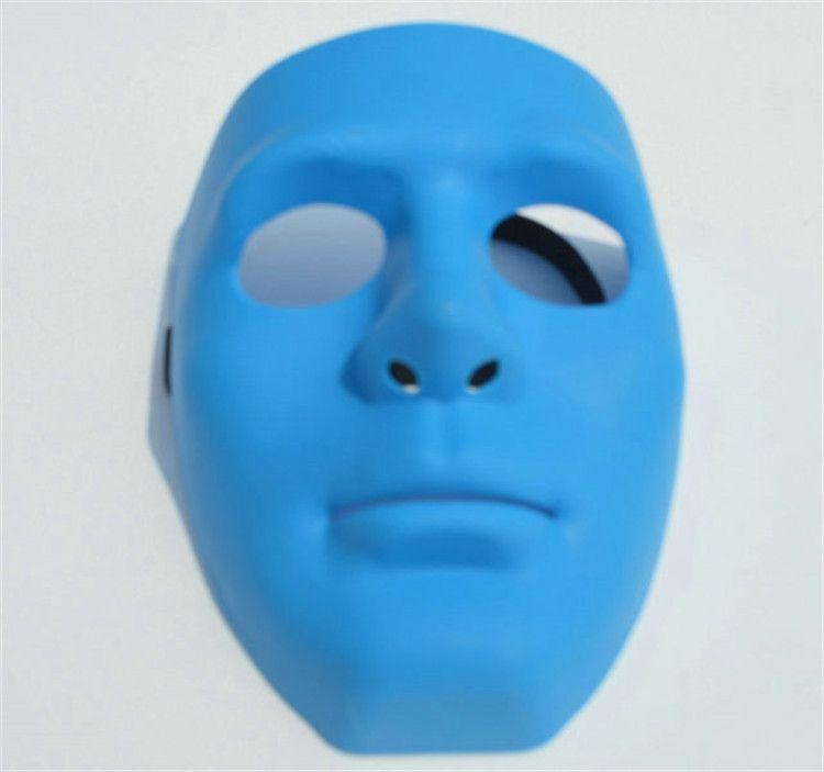 Mode Halloween Party Masken Hip-Hop Coole Straße Tanzen Maske Hohe Qualität Jabbawockeez Maske DHL / Fedex Verschiffen