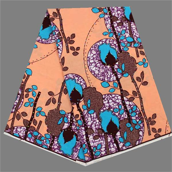 2018 Most Fashion Java Print Wax Material African Cotton Ankara Fabric With Stones For Cloyhing Vw226yards From Abby Zhao 792