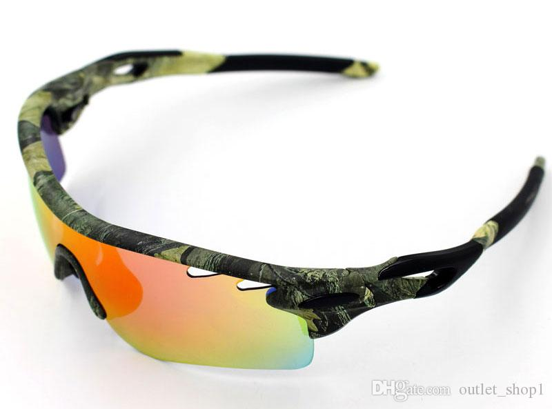 2017 Yeni Marka Radar EV Pitch Polarize güneş gözlükleri kaplama sunglass kadınlar için adam spor güneş gözlüğü sürme gözlük Bisiklet Gözlük uv400