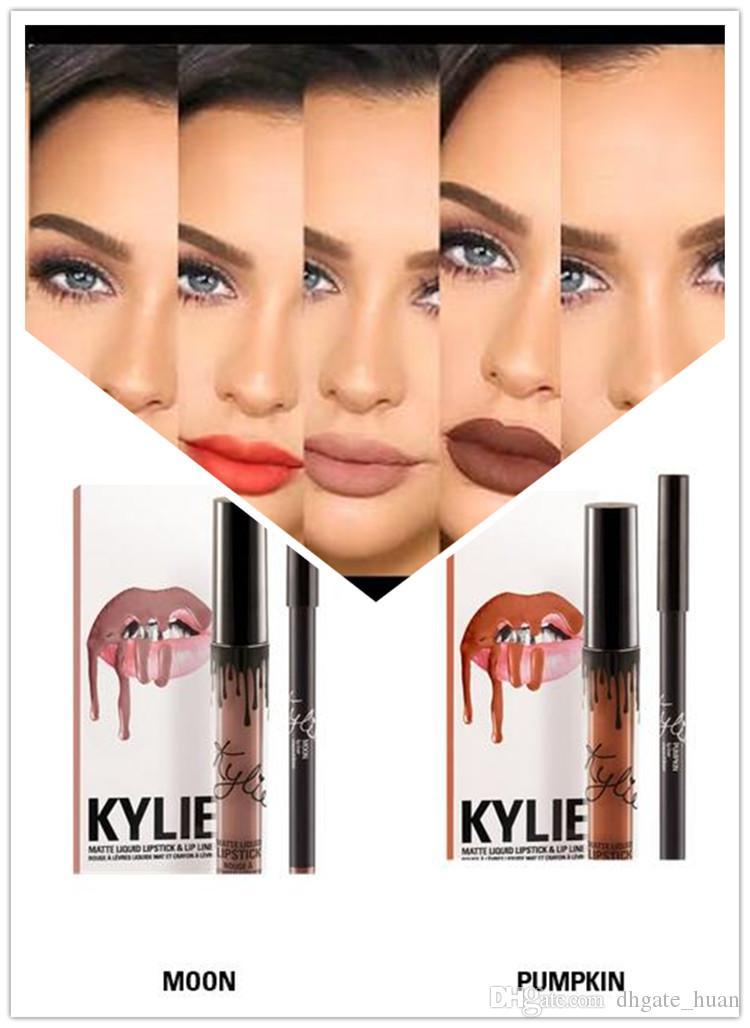 Dhl Moon Spice Pumpkin Kylie Kit Jenner Lip Kit Kylie Lip