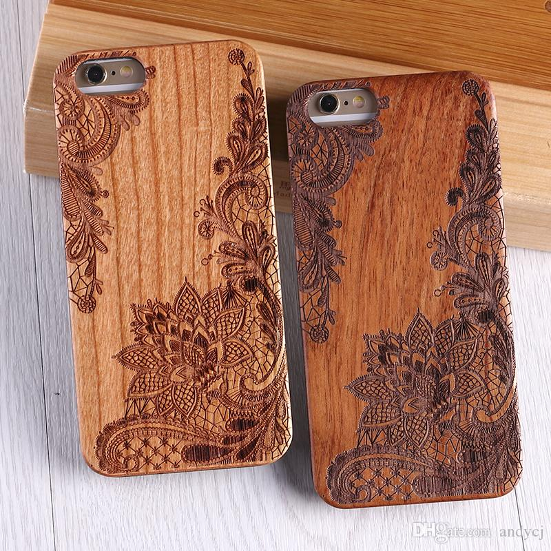 sexy fashion wedding dress floral paisley mandala clear henna woodsexy fashion wedding dress floral paisley mandala clear henna wood phone case for iphone 7 7plus 6s 6plus 5 8 8 plus x phone covers make your own phone case