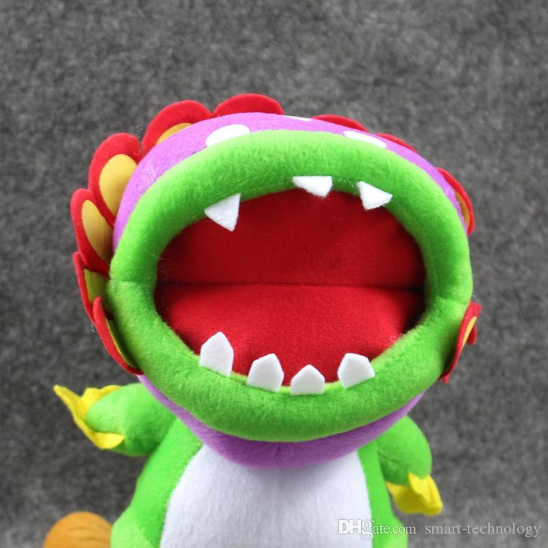 Super Mario en peluche Poupée 20cm Petey Piranha peluche coupé meilleur cadeau d'anniversaire cadeau Livraison gratuite