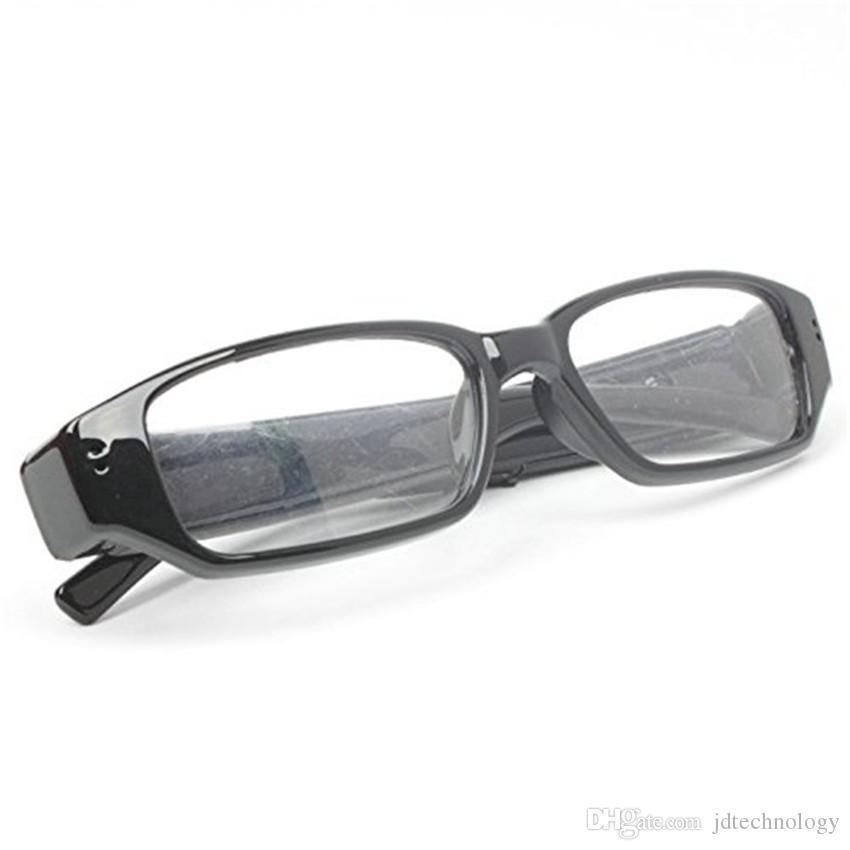 HD 720P Mini Glasses Camera Eyewear Style Camera Digital Video Recoder Portable Security Camcorder Mini Sunglasses DVR