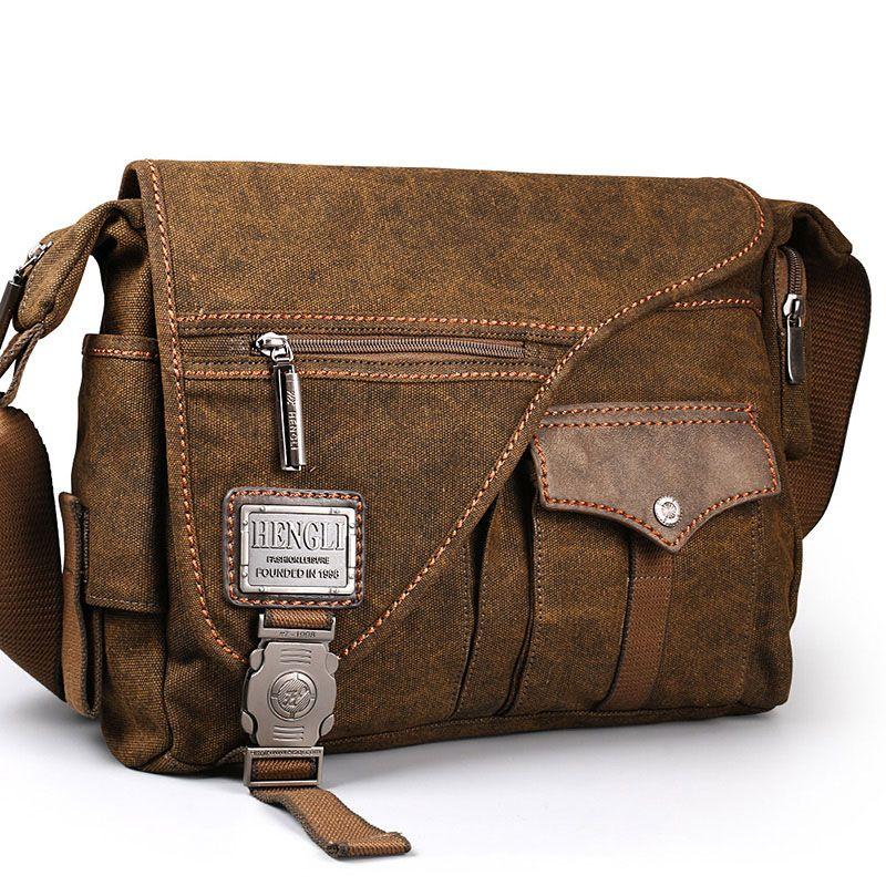 c091302b383d 2017 Ruil Men Canvas Bags New Multifunction Crossbody Bag Retro Handbags Travel  Shoulder Messenger Bags Leisure Package Weekend Bags Luxury Bags From Ruil
