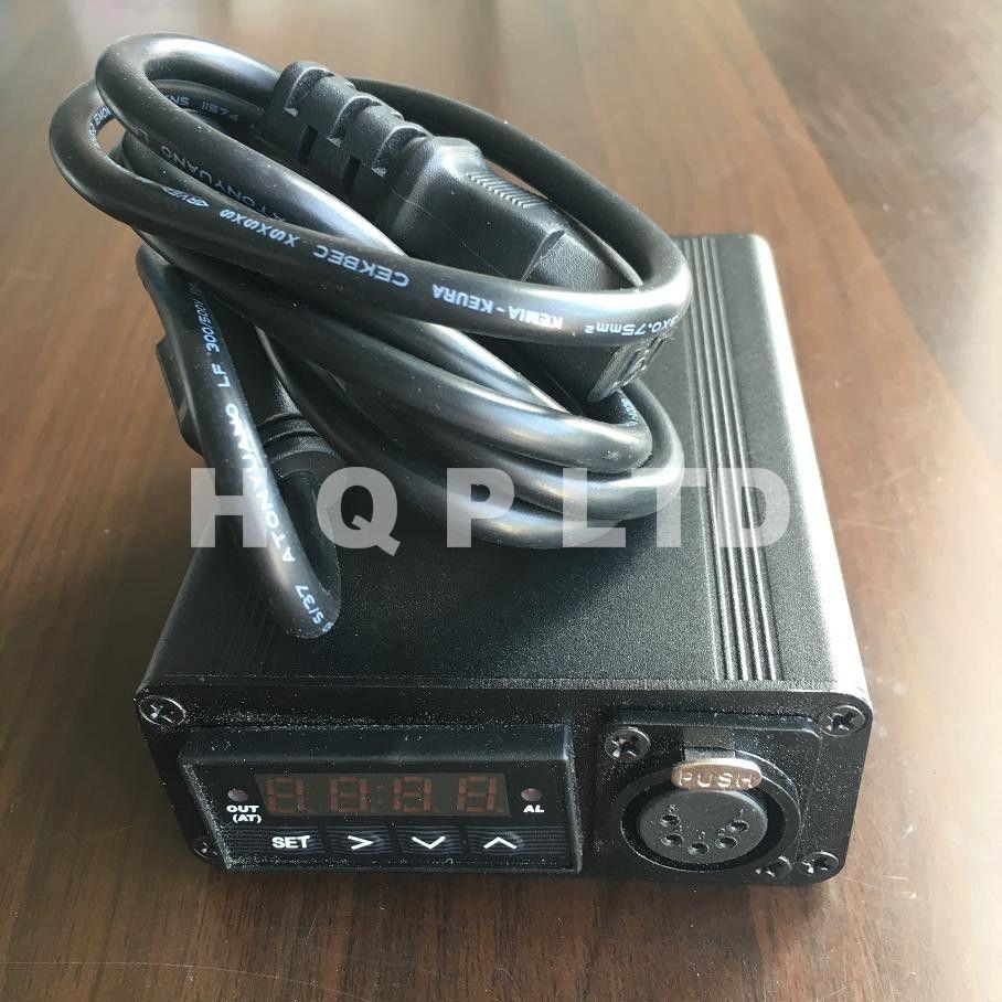 Digitale Heizung Box E Nagel Kit Dab E-Nagel D-Nail Fall Quarz Titan Elektronische Dabber Nagel Box Kit MINI PID Temperaturregler Box