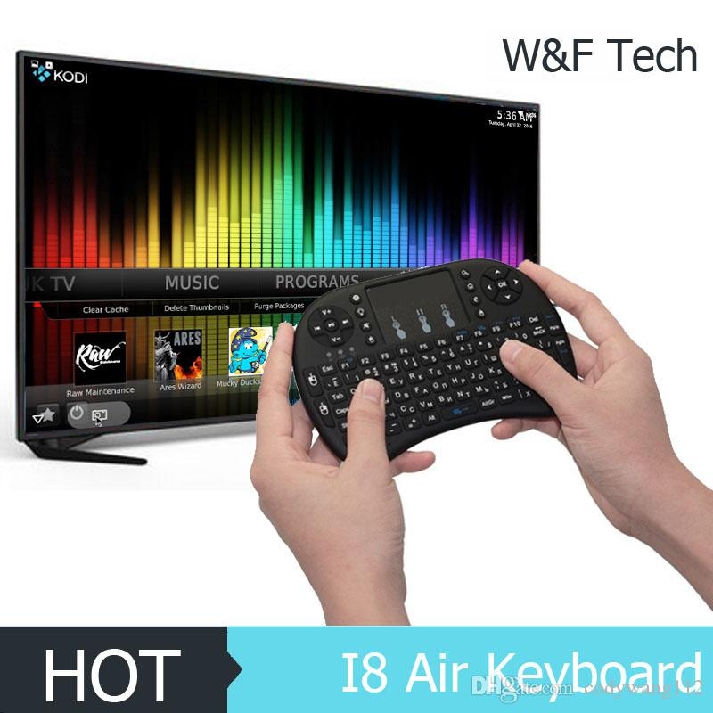Rii I8 Mini 2 4 Ghz Wireless Touchpad Keyboard Manual