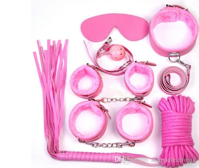 SM alternative jouets sexuels attachés attaches sangles Simple Bed