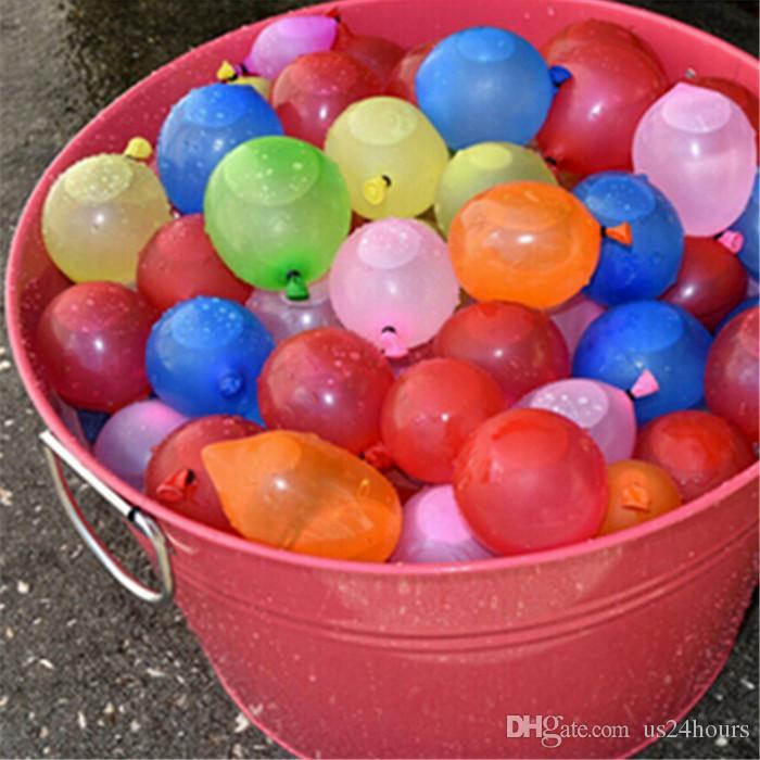 120 de borracha + 1 ferramenta de pequenos balões de água polo rodada multicolor festa de casamento balão de látex de verão ao ar livre divertido balões de brinquedo