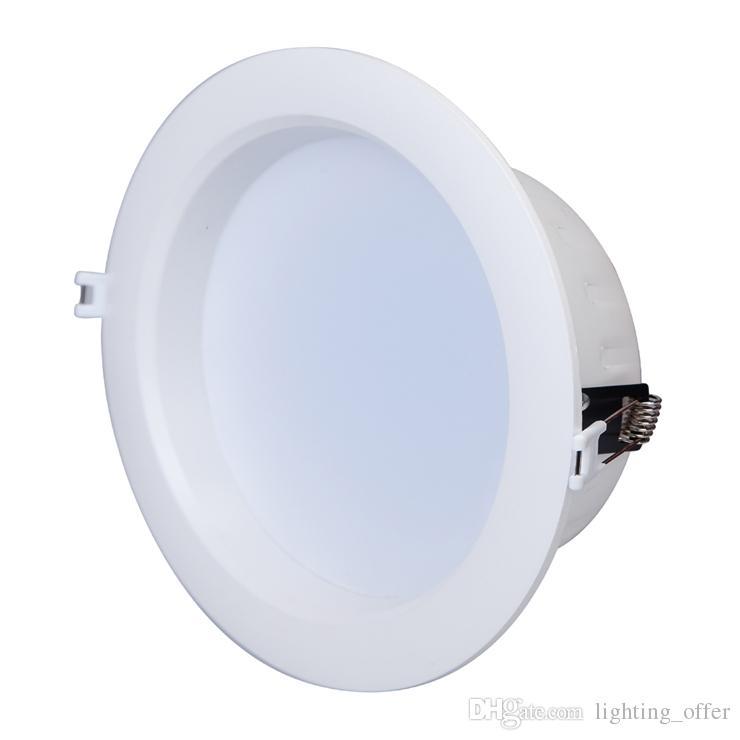 Acheter 5 Watts Rond LED Plafonnier Encastré Cuisine Salle De Bains Lampe  110v 220v LED Bas Lumière Chaude Blanc / Cool Blanc Livraison Gratuite De  $36.69 ...