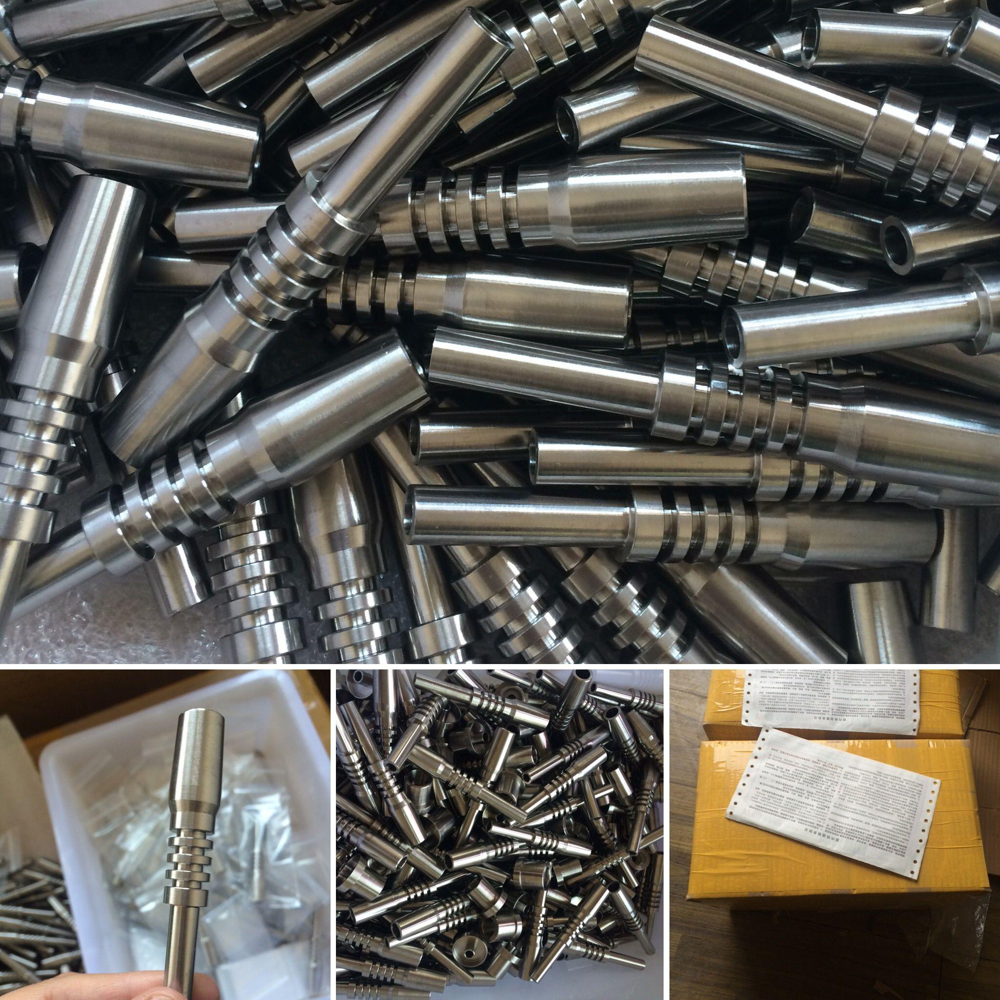 TIGE DE TIANE TIANE DE REMPLACEMENT MOOM PREMIUM 10MM 14mm 18mm 18mm Navigé 2 G2 G2 TI TIPS Nails pour Silicone NC Kit E en Chine