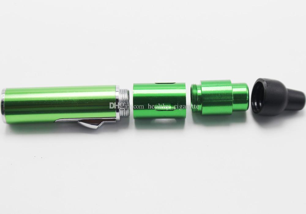 Нажмите N Vape Скрытность Pen Травяной Испаритель курительная трубка Trouch пламя зажигалки со встроенными ветрозащитность зажигалок Факел для сигарет
