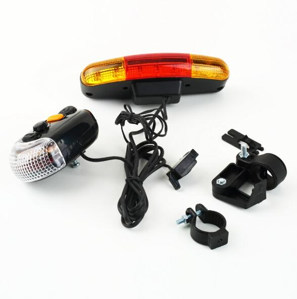 2018 Moutain Bicycle Turn Signal Directional Brake Light 8