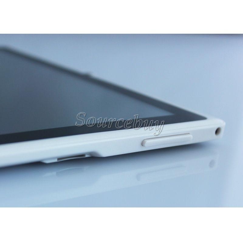 Tablet PC 512MB RAM 4GB ROM Q88 A33 Cámaras cuádruples dobles 7