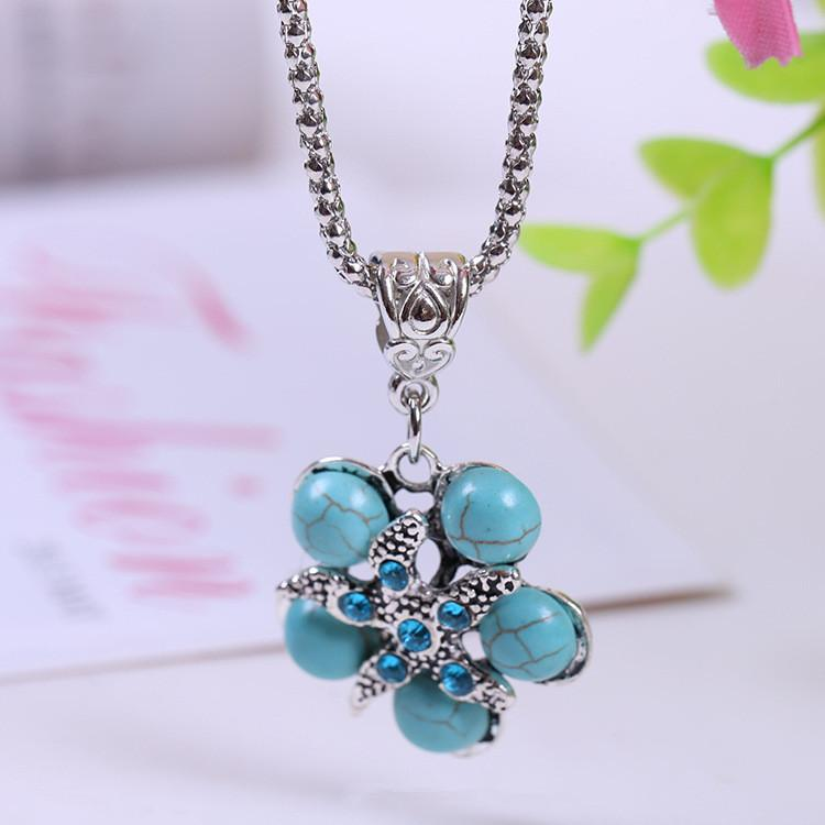 2018 euro american fashion silver plated necklaces pendants star 2018 euro american fashion silver plated necklaces pendants star shaped pendant elegant necklaces with crystals from watchlove 916 dhgate mozeypictures Choice Image