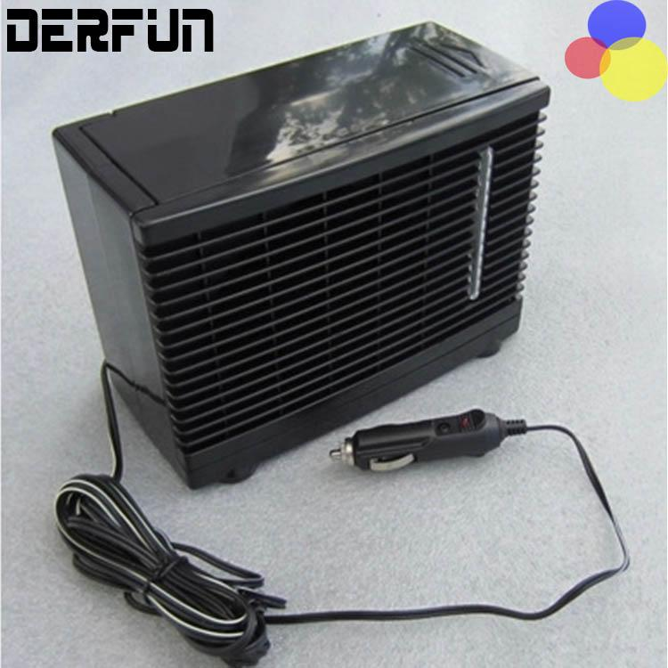 2018 Car Water Cooler Auto Cooling Fan Humidifier Air