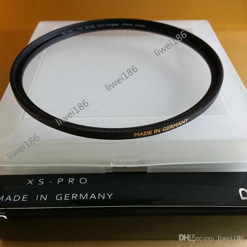 B+W 77mm UV Filter XS-PRO MRC Nano Ultraviolet Haze Protective Multi-Resistant Coating MRC 77 MC-UV BW 010M Filtro For Camera Lens
