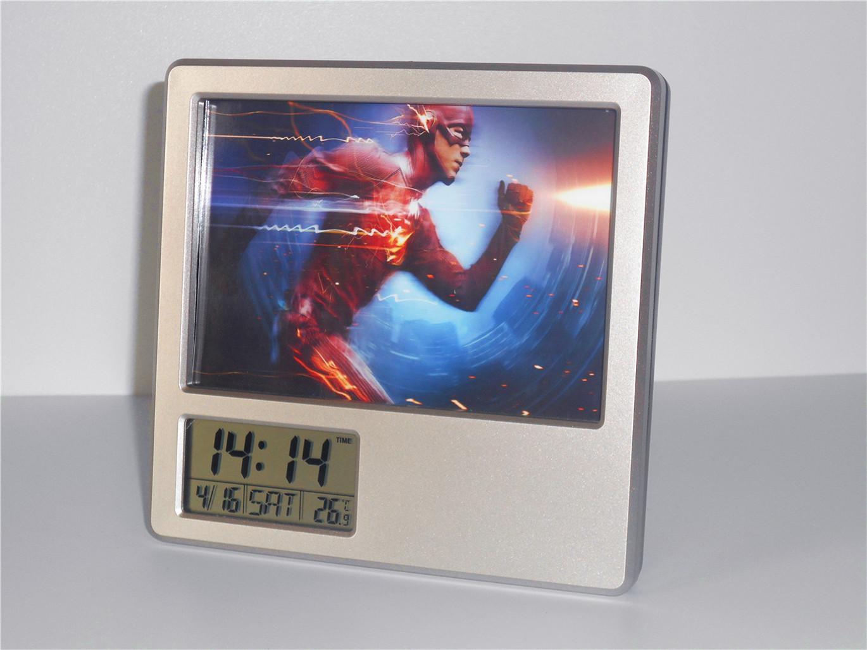 Creative Digital Calendar 2017 new justice league flash creative digital alarm clock multi