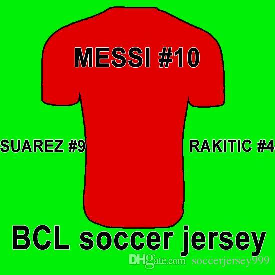 db9203ce83 Compre Barcelona Soccer Jersey Football Shirt Messi Futebol Jersey 2018  2019 Adulto COUTINHO SUAREZ Camisas O.DEMBELE PIQUE 18 19 Camiseta De  Futebol Camisa ...