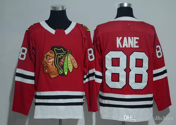 New Chicago Blackhawks Jerseys  88 Kane Jersey Toews 2017 New Hockey ... 06cd410d6