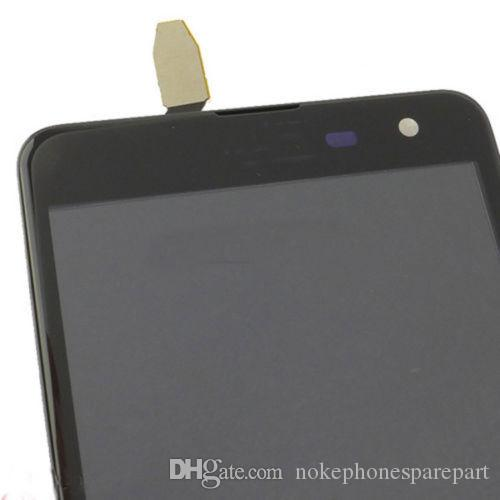 pantalla táctil lcd completo ORIGINALE vidrio vetro nokia lumia 625 negro