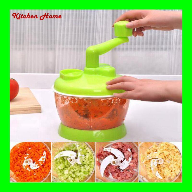 Vegetable Chopper Cutters Multifunctional Meat Grinder Food ...