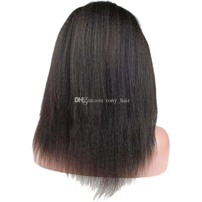 360 번 레이스 정면과 번들 8A Indian Kinky Straight with 레이스 정면 폐쇄 Indian Virgin Hair 360 레이스 정면 폐쇄