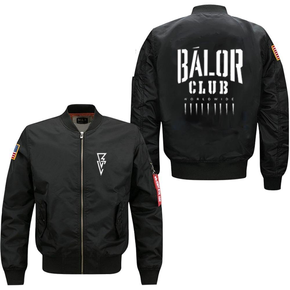 Roman Flight Spring Men Bomber Wholesale Jacket Finn Balor Club Sw8TU