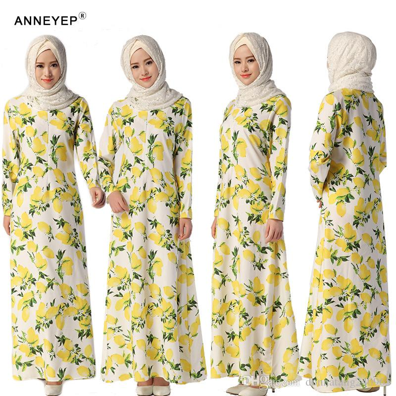 Maxi dress malaysia 2018
